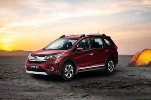 Honda BRV On Road Price In Chennai