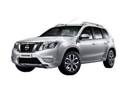 Nissan Terrano Test Drive in Bangalore